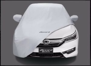 Details About Genuine Car Covers Water Shield Light Weight 13 17 Honda Accord G9 Sedan 08p34