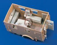 Verlinden 1/35 Opel Blitz Radio / Command Truck Interior Update (italeri) 1571