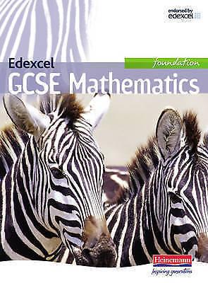 Edexcel GCSE Maths: Foundation Student Book 1 (Edexcel GCSE Mathematics) (Edexce