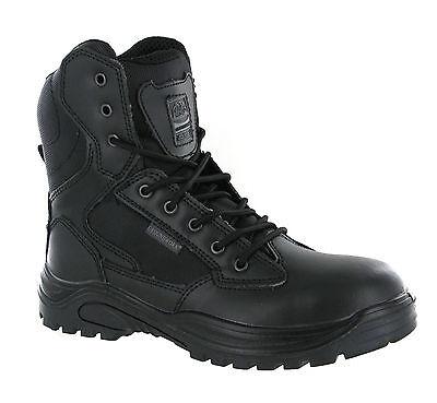 Utile Groundwork Combat Nero Acciaio Puntale Sicurezza Lavoro Police Tactical Boots Uk5-13-mostra Il Titolo Originale