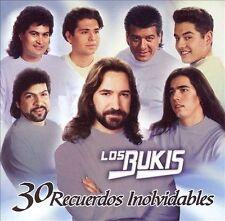 30 Recuerdos Inolvidables by Los Bukis (CD, Jun-2007, 2 Discs, Fonovisa)