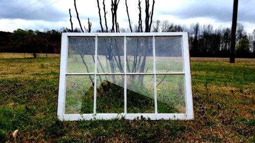 VINTAGE SASH ANTIQUE WOOD WINDOW UNIQUE FRAME PINTEREST WEDDING PORTRAIT 36 x 28