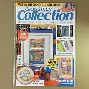 Cross-Stitch-Collection-UK-craft-magazine-July-2016-issue-264-summer-picnic-etc