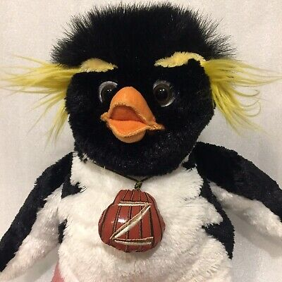 Cody Z Plush With Shell Necklace