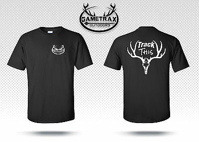 Hunting t shirt Bowhunting Reaper compound bow archery camo bear deer