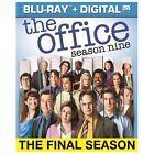 The Office: Season Nine (Blu-ray Disc, 2013, 4-Disc Set, Includes Digital Copy UltraViolet)