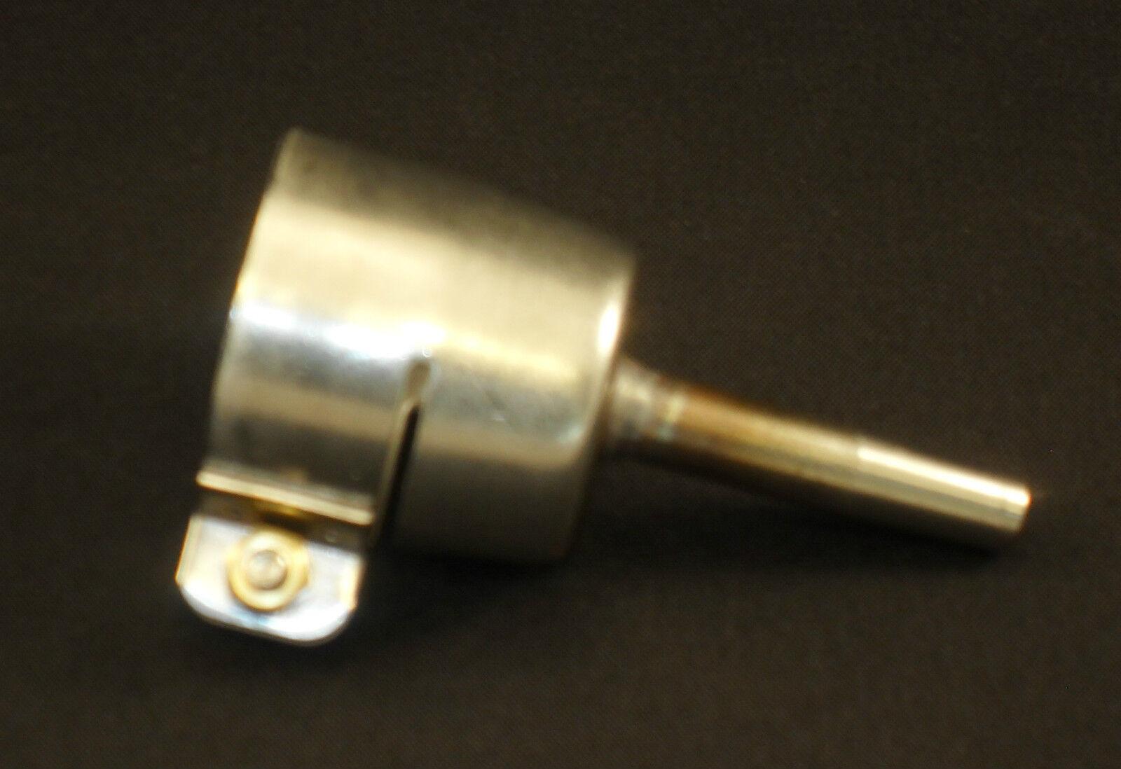 LEISTER Rohrdüse 5,0 mm Düse, Ø 32mm für Triac S/ AT Heißluftgerät, NEU