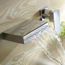 Mural bain chrome mitigeur de robinet poignée cascade Neur