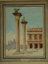 Baron Raimund VON STILLFRIED (1839-1911) - Venedig