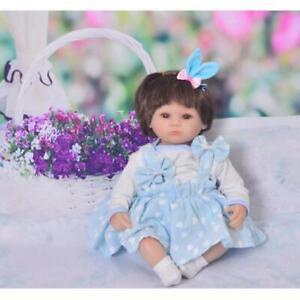 Doll-Clothes-Set-Romper-Dress-Socks-for-17-18inch-Reborn-Baby-Girl-Dolls