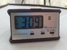 224965955 LCD Travel Alarm Clock