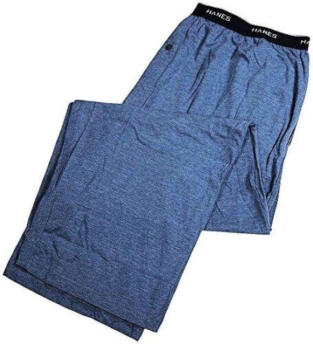 Select SZ//Color. Hanes Sleepwear Mens Knit Pant W// Elastic Waistband