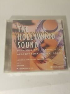 The Hollywood Sound by John Williams (Film Composer) (CD, Feb-1997, Sony...