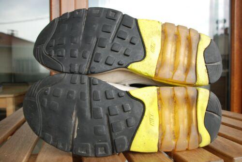 Us 28 44 Retro Sz Max Cm Amarillo 180 Nike 9 Uk Eu Air 10 Negro FRUqffa4