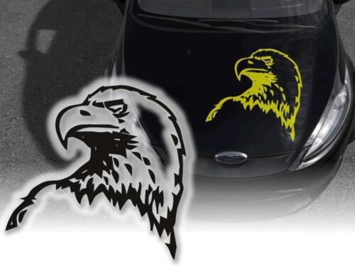 Auto Aufkleber Raubvögel Adler Sticker  45cm Decals JDM OEM Autotattoo
