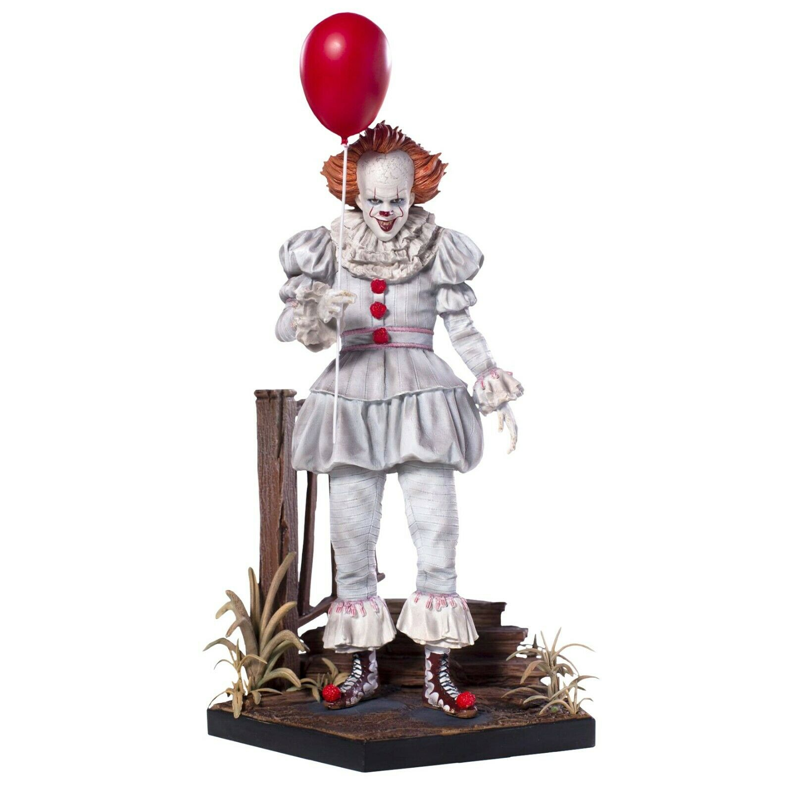 IT (2017) - Pennywise Deluxe 1 10th Scale Statue
