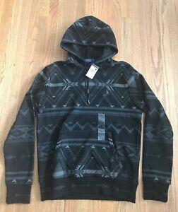 S Ralph Small Polo Men's Pullover Hoodie About Print Aztec Hooded Sweatshirt Lauren Details 3Rj5LA4