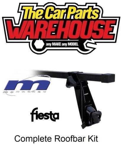 Full Roof Rack Bar Kit SUM201 Mountney Direct Fit ~ FORD FIESTA inc Van 83-01
