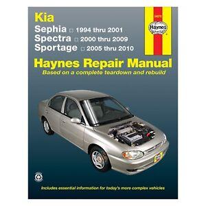 kia cerato 2005 auto workshop manual