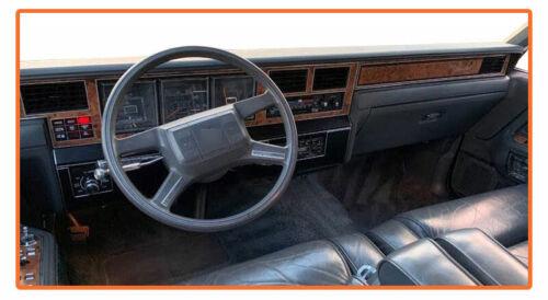 Fits 1980-1989  LINCOLN  TOWN CAR  DASH COVER MAT DASHBOARD PAD LIGHT GREY