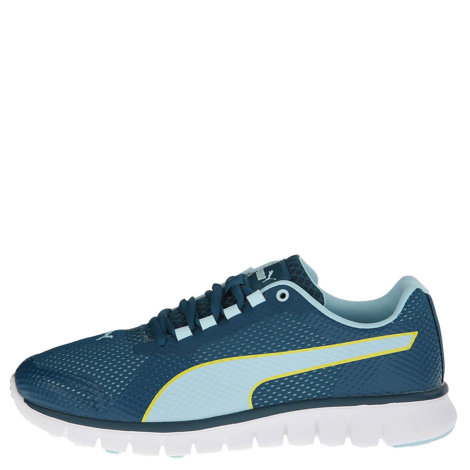 PUMA Blur  Blue Coral Women's Running Shoes 188406-01 Seasonal price cuts, discount benefits