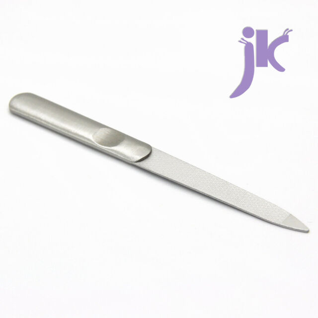Stainless Steel Finger Toe Nail File Trimmer Manicure Pedicure NT0018