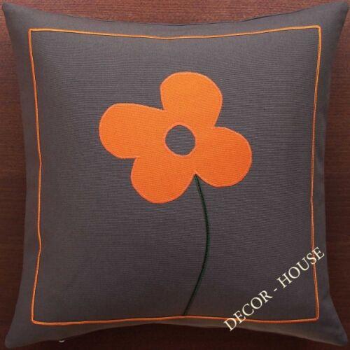 "Pillow case  15/""x15/"" Cushion Cover Decorative Pillowcases cotton bedroom hadmade"