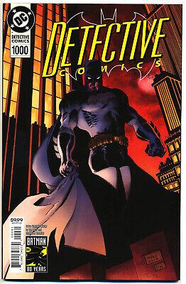 DETECTIVE COMICS #1000 NM Neal Adams DC Comics 2019 Capullo c