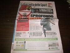 Gazzetta dello sport 15/04/2013 Alonso vince il Gp di Shanghai in Cina