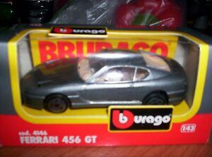 FERRARI-456-GT-1992-BURAGO-SCALA-1-43