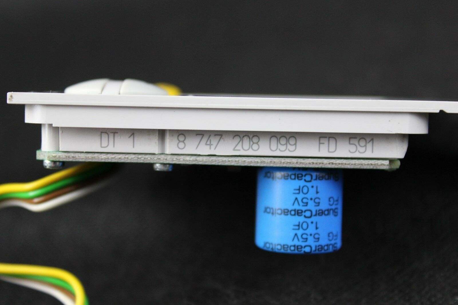 Junkers DT 1 Schaltuhr 8747208099 / DT1 Digitale Zeitschaltuhr Zeitschaltuhr Zeitschaltuhr FD 591      1 9abc02