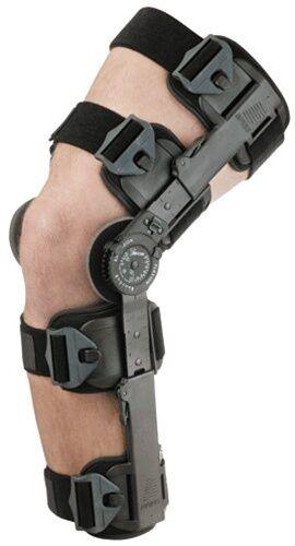 2c35b62a9b Breg T-scope ROM Post Op Knee Brace Adjustable Hinged Leg Universal by NHS  for sale online | eBay