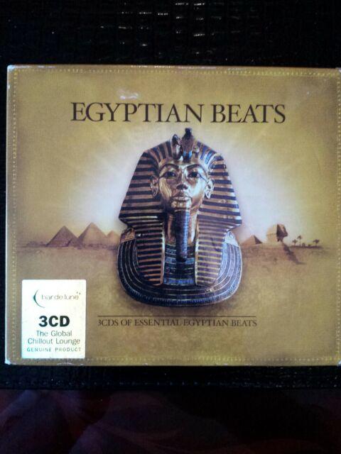 Various Artists - Egyptian Beats (2008)(CD)