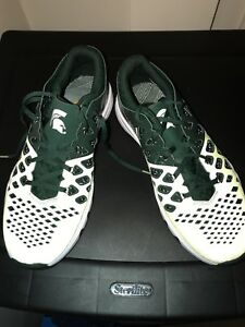 6824b54fd1c0be Nike Train Speed 4 AMP Shoes Michigan State Spartans 844102 309 ...