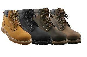 NEU-DOCKERS-Herrenstiefel-Stiefel-Wanderstiefel-Boots-Herrenschuhe-Leder-Schuhe