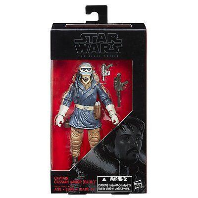 "Star Wars Hasbro Black Series Rogue One 6"" Figure 23 CAPTAIN CASSIAN ANDOR"