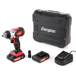 Energizer-Brushless-18V-Llave-de-impacto-con-2-X-2-0Ah-Baterias-Cargador-Y-Estuche