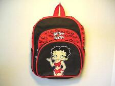 BETTY BOOP BACK PACK CAVE GIRL DESIGN