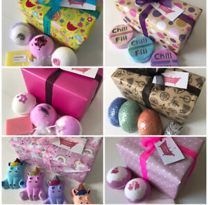 Bath-Bomb-Gift-Sets-Luxury-Wrapped-Pamper-Handmade-Gifts-Christmas-Birthdays