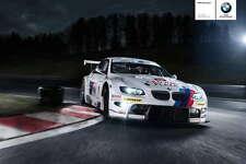 BMW Motorsport DTM M3 New Racer promo Poster
