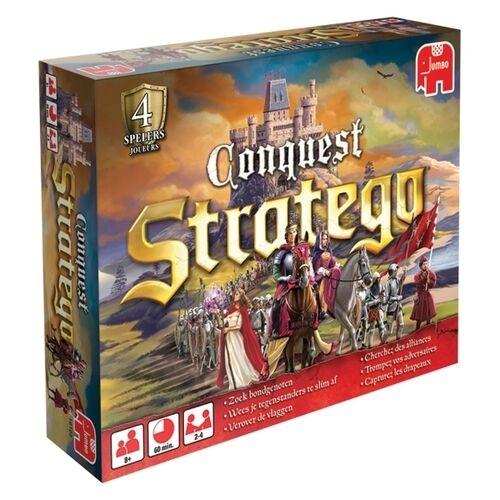 Conquête by De Stratego, jeu de société, New by Conquête Jumbo, English Édition 9923bb