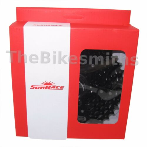 SunRace CSMS1 10 Speed 11-34 or 11-36t Mountain Bike Cassette fits Shimano SRAM