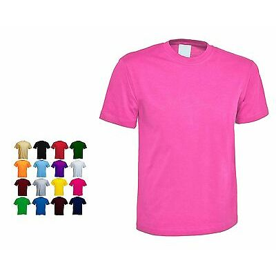 Ladies Classic Loose Fit Short Sleeve T Shirts Size 6 to 32 - 15 + Colours / 301