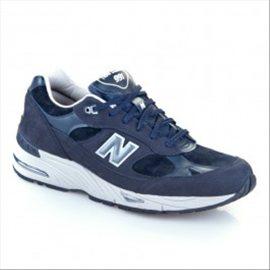 schuhe New Balance M 991 NPN Navy uk-8