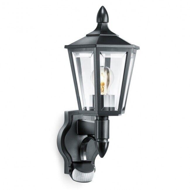 Steinel L15 al aire libre luz de parojo linterna de sensorlight, en Negro