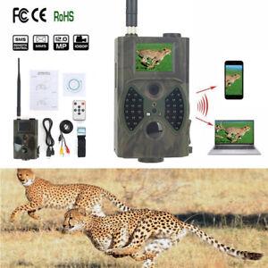 SunTek-HC-300M-940NM-MMS-GPRS-12MP-1080P-Scouting-Infrared-Trail-Hunting-Camera