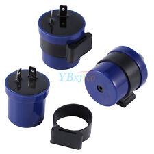 12V 2 Pin Beeper Motorcycle Flasher Relay Turn Signal LED Indicator Blinker New