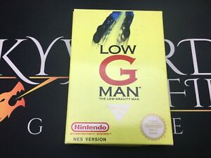 Low-G-Man-Nintendo-Entertainment-System-NES-TESTED-WORKING-UKV-PAL