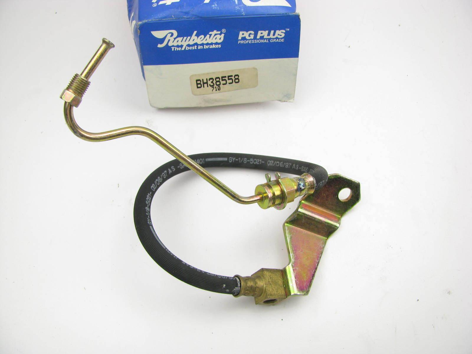 Raybestos BH38558 Professional Grade Brake Hydraulic Hose