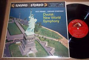 Fritz-Reiner-Chicago-DVORAK-New-World-Symphony-RCA-LSC-2214-Shaded-Dog-6S-3S
